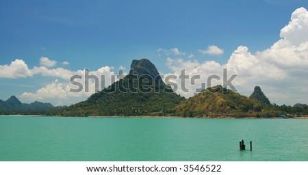 Don Sak, Thailand - stock photo