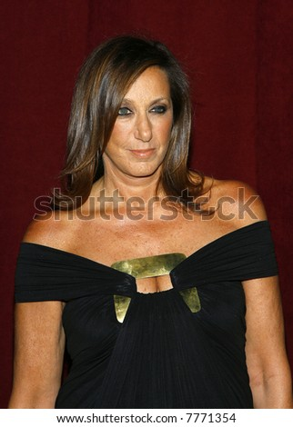 Donna Karan - stock photo