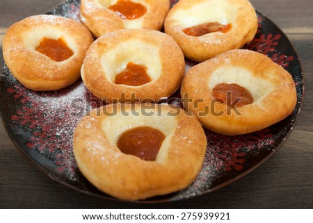 Donut - stock photo