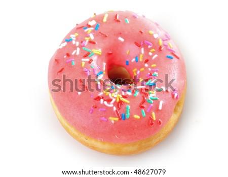 Donut - stock photo