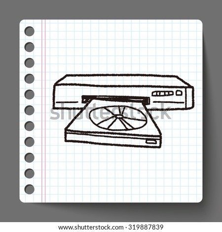 Doodle Disc player