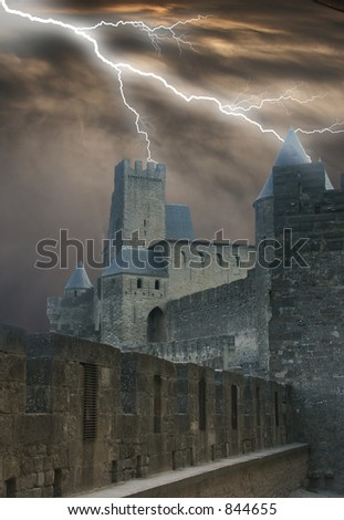 Dooms tower - stock photo