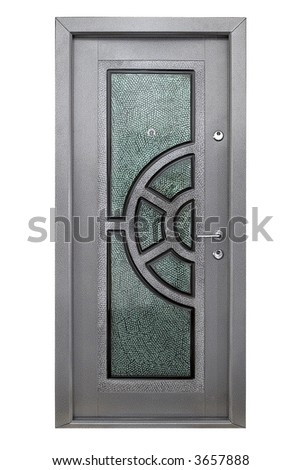 door - stock photo