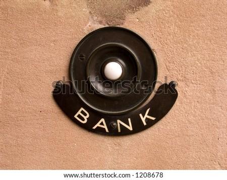 Doorbell - stock photo