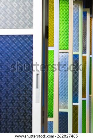 Doors / windows - stock photo