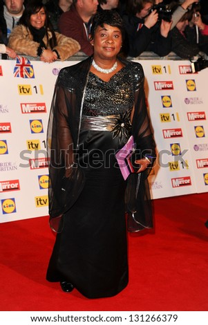 Doreen Lawrence arriving for the 2012 Pride of Britain Awards, at the Grosvenor House Hotel, London. 29/10/2012 Picture by: Steve Vas