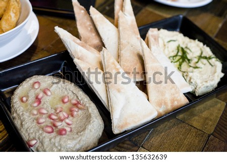 Dosa Sambar - stock photo
