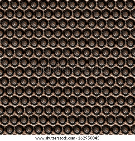 Dot Metal Plate - Texture Background