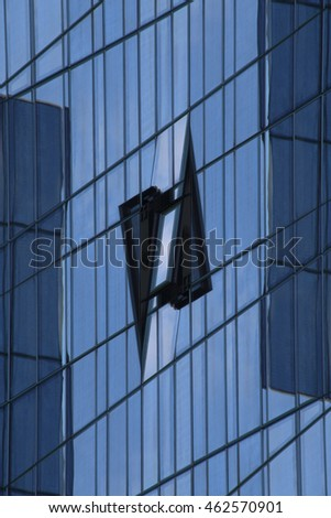 Bow window stock photos royalty free images vectors for Bow window construction detail