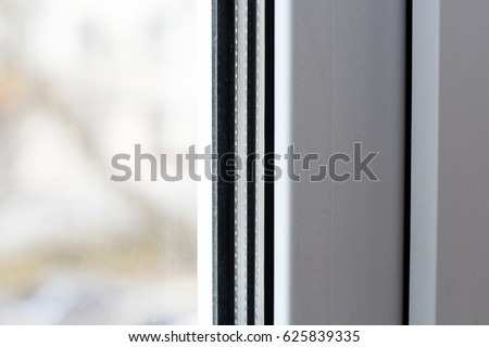 Double glazing stock images royalty free images vectors for Pvc double glazing