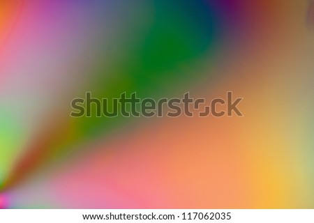 Double polarized background shot in close up - stock photo