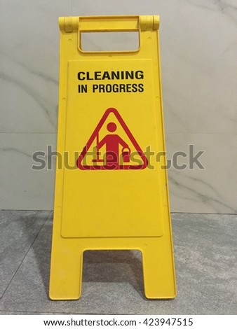 Double Sided Floor Stand Sign