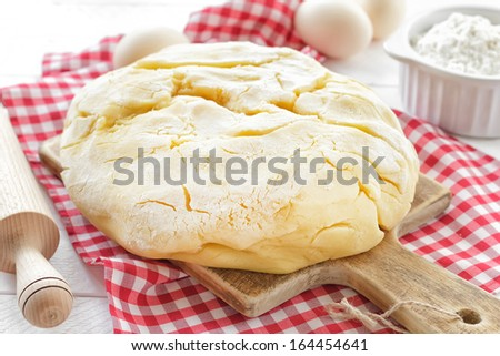 Dough  - stock photo