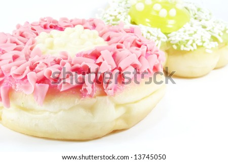 Dominican Doughnut Cake