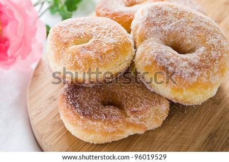 Doughnuts. - stock photo