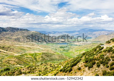 Douro Valley, Portugal - stock photo