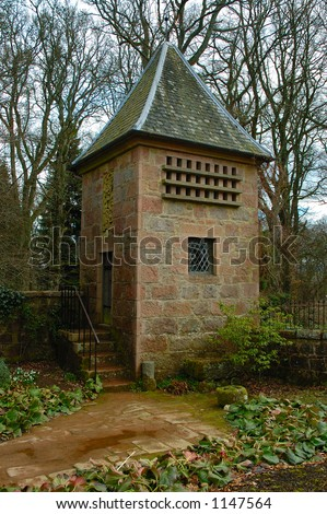 Dovecote - stock photo
