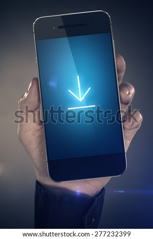 Download - smart phone concept