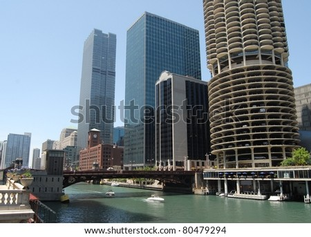 Downtown Chicago, Illinois