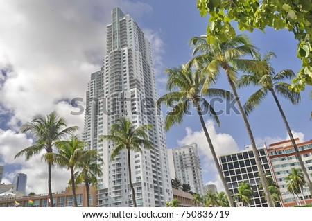 Downtown Miami, Florida, United States