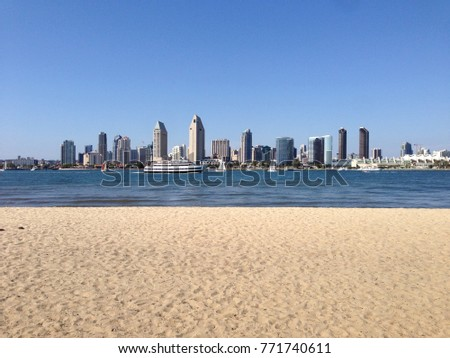 Downtown San Diego California