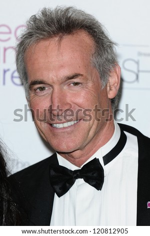Dr Hilary Jones arriving for the Breast Cancer Care Fashion Show, Grosvenor House Hotel, London. 02/10/2012 Picture by: Steve Vas