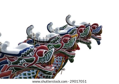 Dragon Boat - stock photo