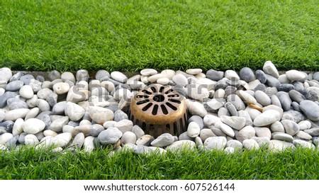 Drainage Garden Floor