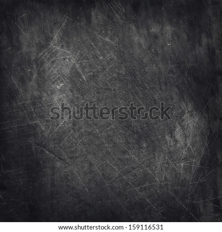Dramatic dark grunge background from natural wooden texture - stock photo