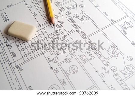 drawing - stock photo