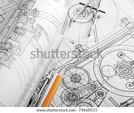 Drawing detail and drawing tools