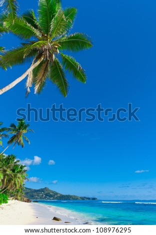 Dream Bay Sea - stock photo