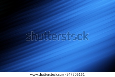 Dream fantasy blue abstract background