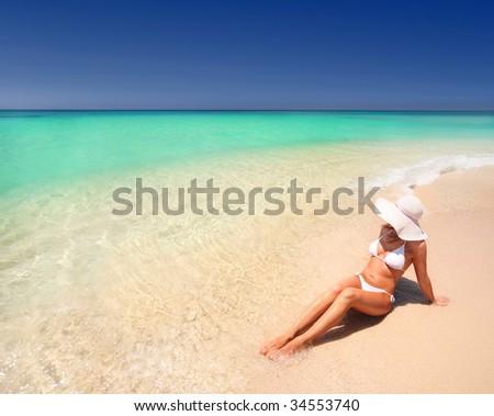 Dream Holiday similar available in my portfolio - stock photo