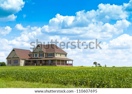 Dream Home - stock photo