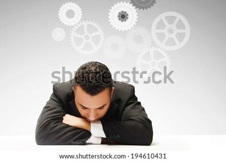 dream mechanism  - stock photo