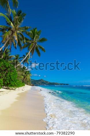 Dream Sea Summertime - stock photo