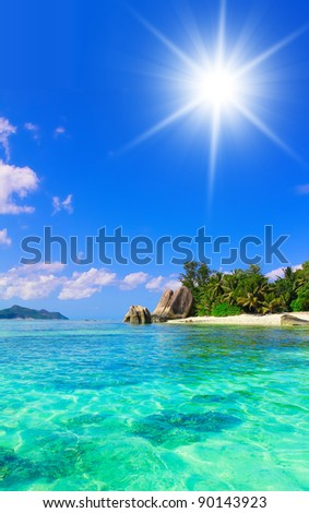 Dream Summertime Sunshine Getaway
