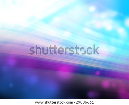 dreamy abstract background - stock photo