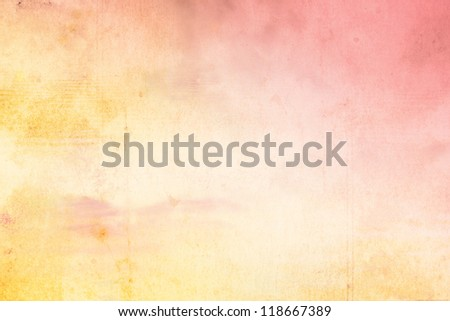 Dreamy grungy background - stock photo