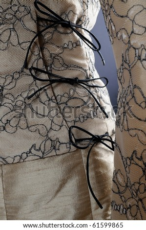 dress - stock photo