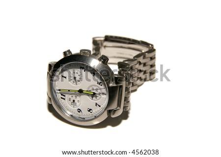 dress watch - stock photo