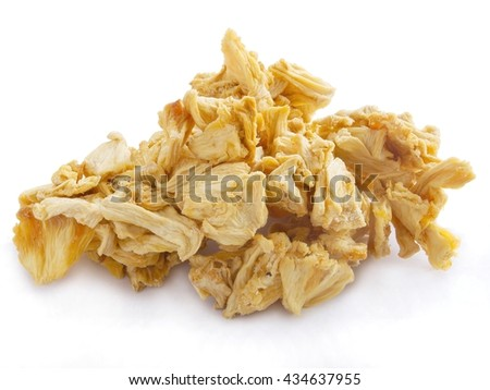 dried pineapple fruit