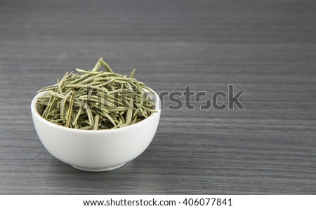 Dried rosemary leaves - Rosmarinus officinalis