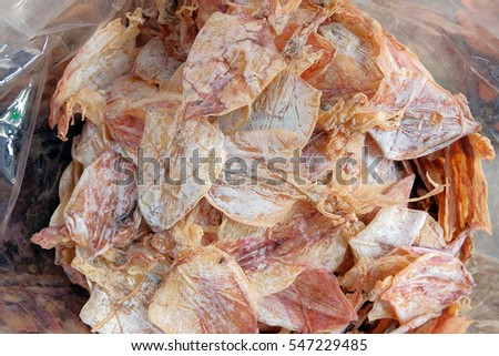 how to cook dried squid in oven