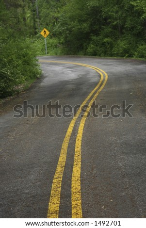 drive way - stock photo