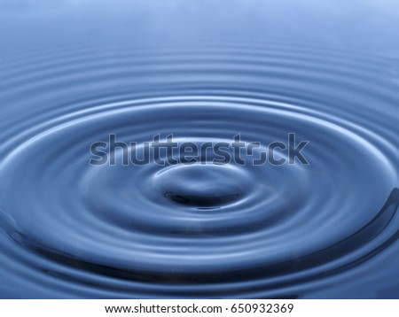 water tension