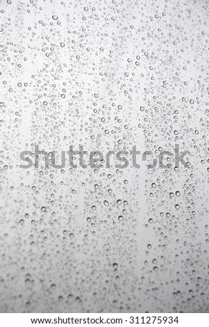 stock-photo-drops-of-rain-on-the-incline