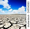 Drought Concept Image - stock photo
