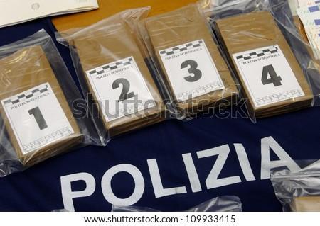 drugs - stock photo